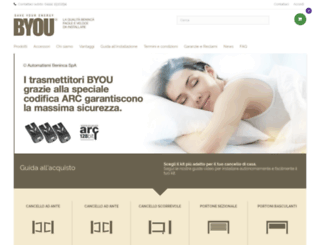 byouweb.com screenshot