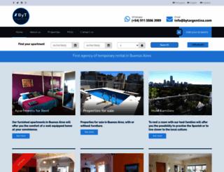 bytargentina.com screenshot