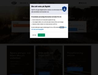 bytbil.com screenshot