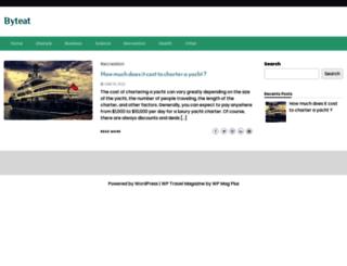 byteat.com screenshot