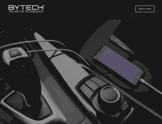 bytechintl.com screenshot