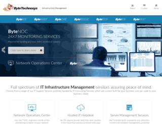 bytetechnosys.com screenshot