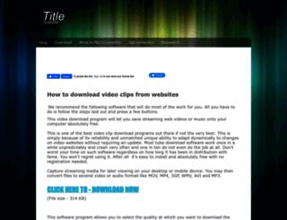 bytewisesoftware.webs.com screenshot
