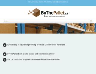 bythepallet.ca screenshot