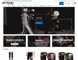 bytomic.com screenshot