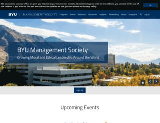 byums.org screenshot