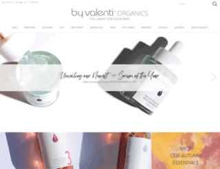 byvalenti.com screenshot