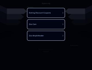 byzoo.org screenshot