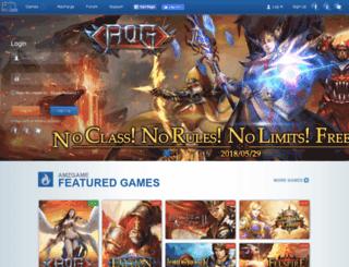 bz.amzgame.com screenshot