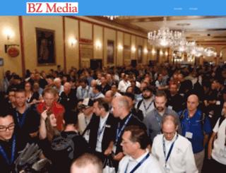 bzmedia.com screenshot