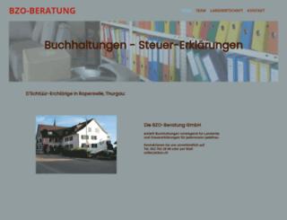 bzo.ch screenshot