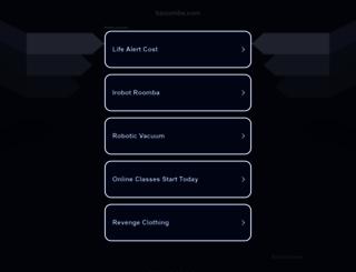 bzoomba.com screenshot