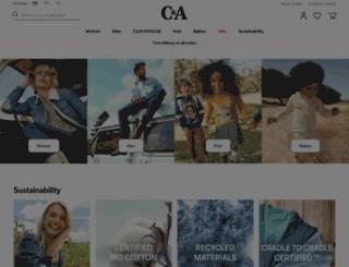 c-a-a.cz screenshot