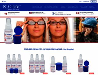 c-clearantifog.com screenshot