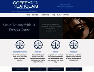 c-l-law.com screenshot