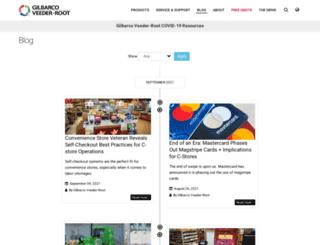 c-storeadvisor.gilbarco.com screenshot