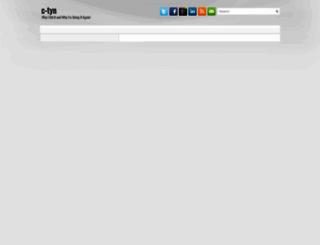 c-tyn.blogspot.com screenshot