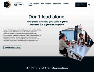 c12group.com screenshot