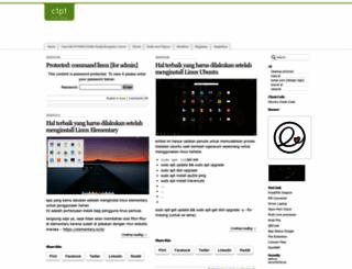 c1p1.wordpress.com screenshot