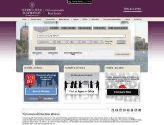 c21commonwealthstage.e-net.com screenshot
