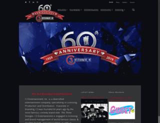 c3entertainment.com screenshot
