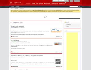 c4dboard.com screenshot