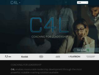 c4l.c4x.com screenshot