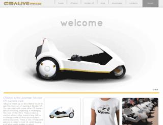 c5alive.co.uk screenshot