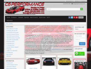 c5racer.com screenshot