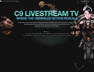 c9.gpotato.eu screenshot
