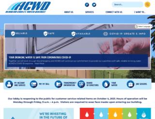 ca-alamedacountywater.civicplus.com screenshot