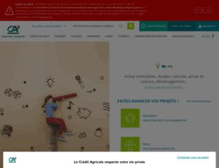 ca-centrefrance.fr screenshot