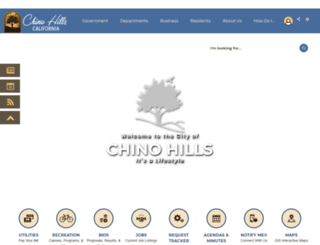 ca-chinohills.civicplus.com screenshot