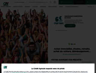 ca-cotesdarmor.fr screenshot