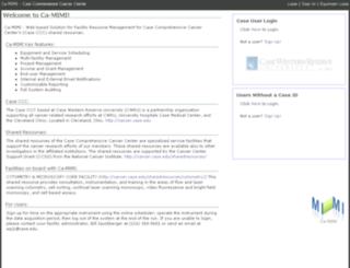 ca-mimi.case.edu screenshot