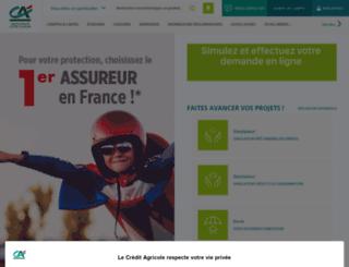 ca-pca.fr screenshot
