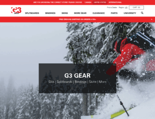 ca-store.genuineguidegear.com screenshot