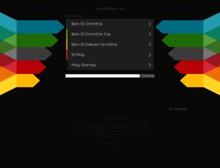 ca.ben10alien.net screenshot