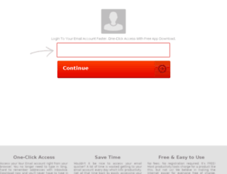 ca.checkallemail.com screenshot