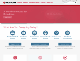 ca.com screenshot
