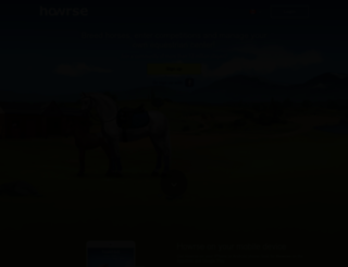 ca.howrse.com screenshot