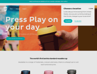 ca.keepcup.com screenshot