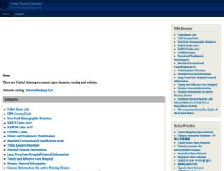 ca.mingluji.com screenshot