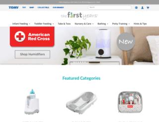 ca.thefirstyears.com screenshot