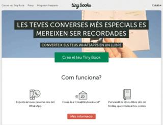 ca.tinybooks.es screenshot
