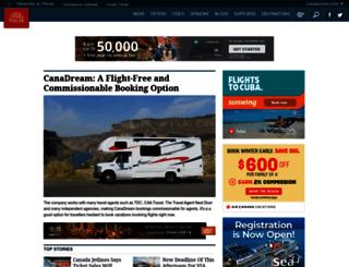 ca.travelpulse.com screenshot