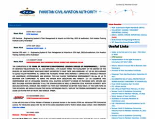 caapakistan.com.pk screenshot