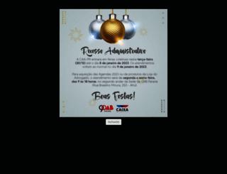 caapr.org.br screenshot
