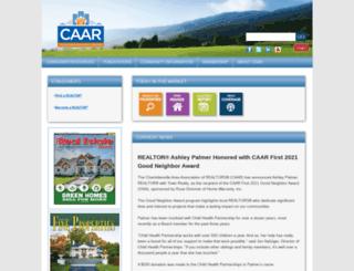 caar.com screenshot