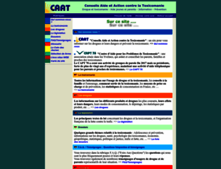 caat.online.fr screenshot